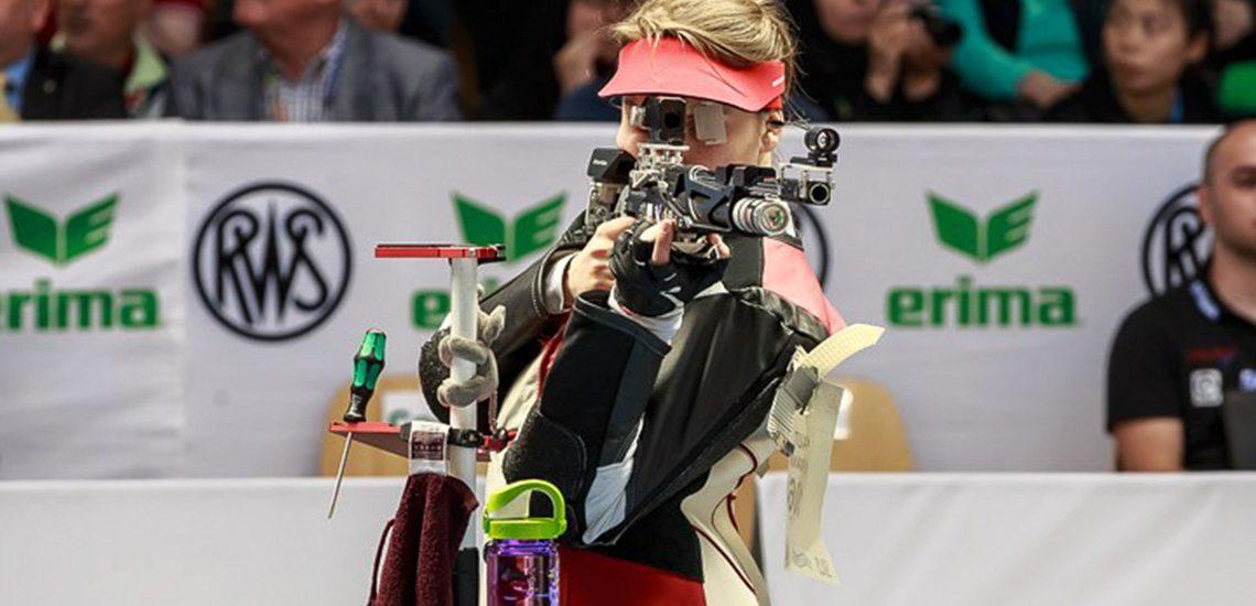 Olivia Hofmann holt Quotenplatz für Rio