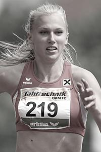 ANDREA OBETZHOFER -  Leichtathletik