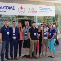 21st Annual ECSS Congress in Wien