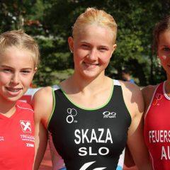 Triathlon Junioren zeigen auf