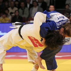 Gold bei Judo Grand Slam Tokyo