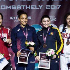 Martina Kuenz ist U-23-Vize-Europameisterin