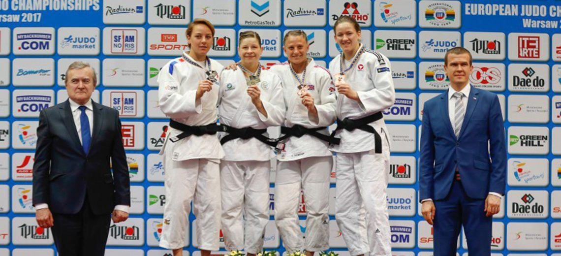 Unterwurzacher gewinnt EM-Bronze