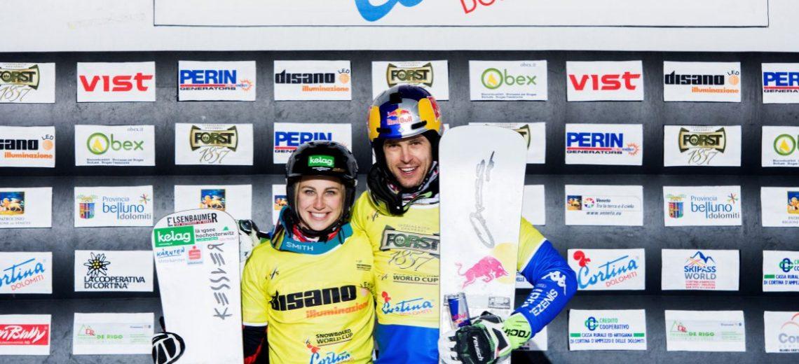 PSL-Triumph von Schöffmann in Cortina