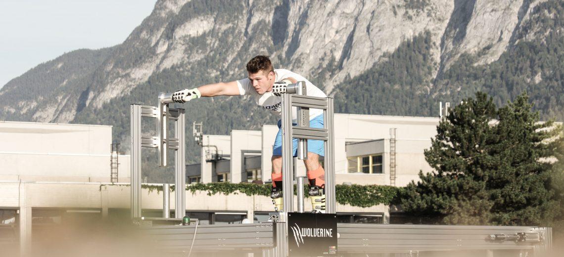 Industriestoßdämpfer und -gasfedern als perfekte Starthilfen für Olympioniken