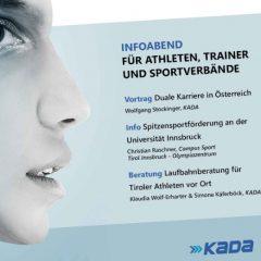 Duale Karriere – Spitzensport und Ausbildung in Tirol