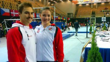 Bronze für Elisa Hämmerle beim Turnweltcup in Ungarn