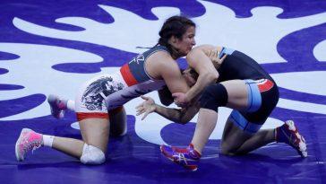 Kuenz holt mit Bronze ihre erste WM-Medaille