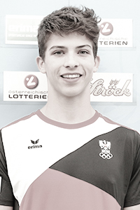 RICCARDO KLOTZ - Leichtathletik