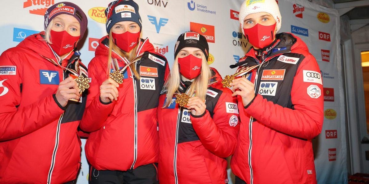 ÖSV Damen Skispringen