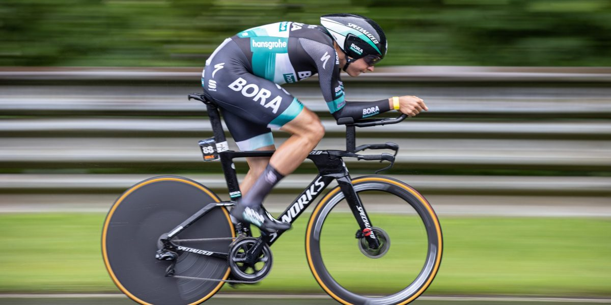 PLAINFELD,AUSTRIA,02.AUG.20 - CYCLING - Austrian Time Trial Series,. Image shows Patrick Gamper (AUT). Photo: GEPA pictures/ Harald Steiner