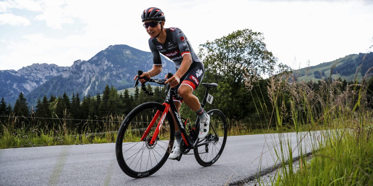 ABTENAU,AUSTRIA,28.JUL.20 - CYCLING - Austrian Time Trial Series. Image shows Markus Wildauer (AUT) Photo: GEPA pictures/ Jasmin Walter