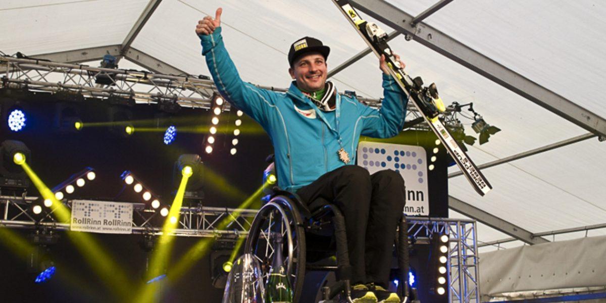 Simon Wallner konnten seinen ersten internationalen Sieg feiern.