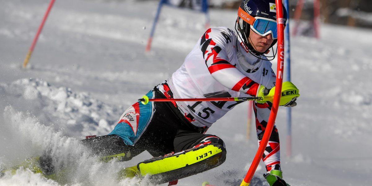 SANKT LEONHARD,AUSTRIA,05.OCT.16 - ALPINE SKIING - OESV, Oesterreichischer Ski Verband, training, women, men, Pitztaler Gletscher. Image shows Dominik Raschner (AUT). Photo: GEPA pictures/ Oliver Lerch