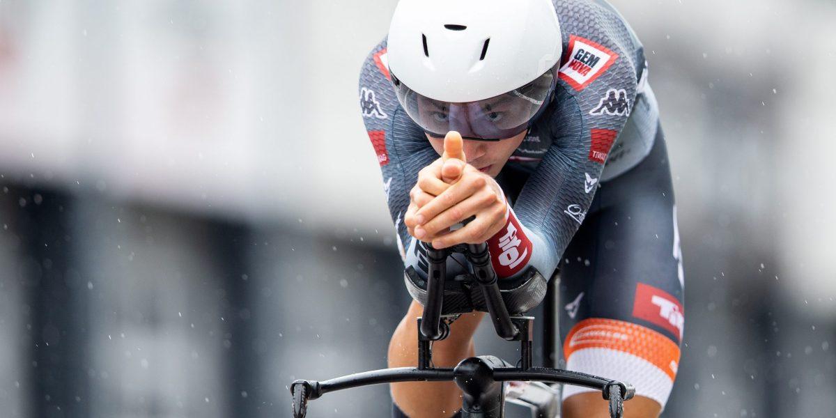 PLAINFELD,AUSTRIA,02.AUG.20 - CYCLING - Austrian Time Trial Series,. Image shows Markus Wildauer (AUT). Photo: GEPA pictures/ Harald Steiner